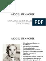 Model Stenhouse