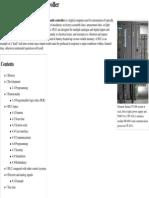 Programmable Logic Controller - Wikipedia, The Free Encyclopedia