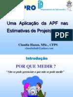 Palestra APF _WEB_SUCESU_2006.ppt
