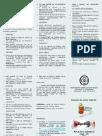 Folder Interação Medicamentos com Medicamentos.pdf