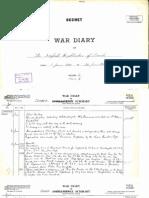 22. War Diary - June 1941