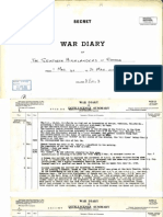 19. War Diary - March 1941