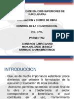CIERRE Y LIQUIDACION DE OBRA.pptx