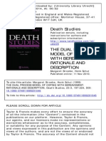 Stroebe, Margaret and Henk Schut - The Dual Process Model of Coping with Bereavement - Rationale and Description.pdf