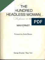 La Femme 100 Têtes (The Hundred Headless Woman) - 1929 - Max Ernst.pdf