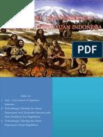 Asal Usul Manusia Dan Persebaran Manusia Di Kep Indonesia