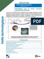 NV N1309 Nano Micro Technologies Et Nanomines 2014