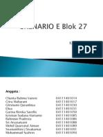 Skenario e Blok 27 Ppt