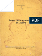 Inmultirea Familiilor de Albine - I.barac - 1980 - 25 Pag