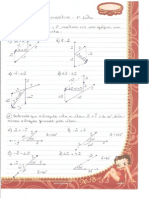1° Lista de Geometria Analítica - Patrícia  Araújo.pdf