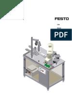 iCIM FC Robot RV2AJ Assembly Vision A008