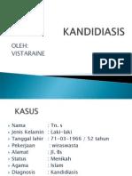 Poster Mini - Kandidiasis