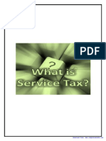 Service Tax Booklet