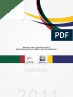 Manual de Normas Acadêmicas (ABNT) para TCC e Monografia.