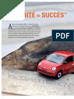 Criminalité automobile. inforevue 03/201 1