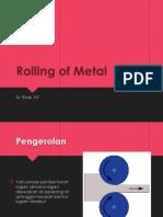 Rolling of Metal.pdf