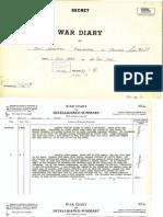39. War Diary - Nov. 1942