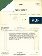 40. War Diary - Dec. 1942