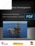Environmental Statement for Mariner Area - July 2012