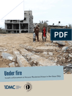 Me Palestine Under Fire Report En
