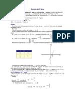 Fórmulas - Função de 1º grau.docx
