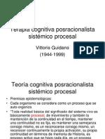 Terapia cognitiva postacionalista sistemico procesal- VICTORIO GUIDANO.ppt