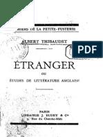 Thibaudet - Etranger ou études de littérature anglais.pdf