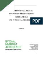 NIJC Asylum Manual (July 2014)
