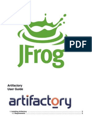 Artifactory User Guide 3 0 2 | Apache Http Server | Hypertext