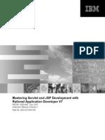 Mastering Servlet and JSP Development with Rational Application Developer V7