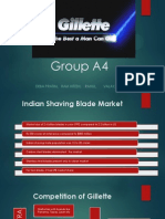 Gillette Group A4