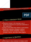 substance abuse 1