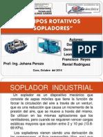 EQUIPOS ROTATIVOS sopladores.pptx