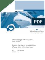 SAP Service Parts Planning (SPP) - Whitepaper_EN