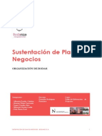 Sustentación de Plan de Negocios - Organizacion de Bodas - BODANICE.docx