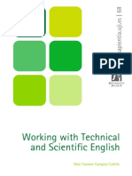 Working With Technical and Scientific English