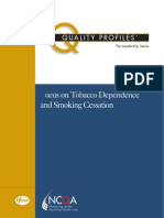 NCQA - Quality Profiles-Smoking