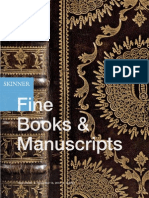 Fine Books & Manuscripts | Skinner Auction 2764B