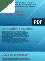 Diapositivas Procedimientos de muestras citologicas.pptx
