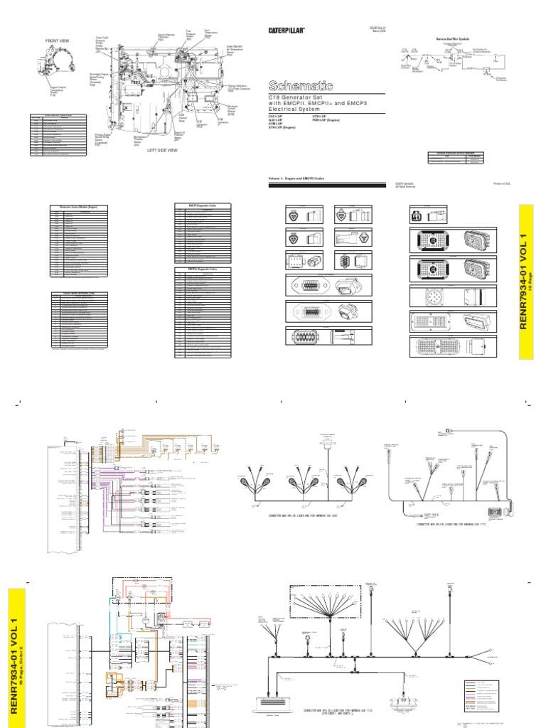 Nice cat c15 wiring diagram photo electrical diagram ideas attractive cat c15 ecm pinout frieze electrical and wiring diagram asfbconference2016 Gallery