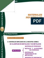 2 Materiales Industriales