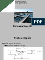 Aula 6 - Dimensionamento ETA