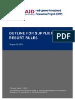 10.Outline of Supplier of Last Resort Rules