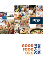 Good Food Org Guide