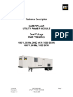 CAT Utility PM Dual Voltage - Dual Frequency Specs
