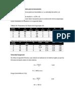 Diseño de ejes resolucion de formulas aplicadas