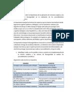 Argumente Sobre La Importancia de La Aplicación de La Técnica Aséptica y Las Normas de Bioseguridad en La Realización de Los Procedimientos Cosmetológicos