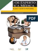 Titulo de Experto en Etica Medica 06 Confidencialidad y Secreto Profesional