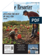 The Resorter Oct. 30, 2014, edition