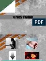 4 PICS 1 WORD (Depression)